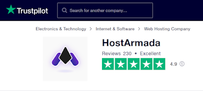HostArmada TrustPilot Reviews, trustpilot, hostarmada, hostarmada review