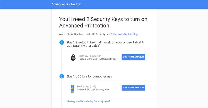 "Enable Google's New ""Advanced Protection"" If You Don't ..."