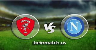 مشاهدة مباراة نابولي وبيروجيا بث مباشر اليوم 14-01-2020 في كأس إيطاليا
