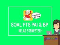 Soal PTS PAI Kelas 2 SD Semester 1 Kurikulum 2013 dan Kunci Jawaban