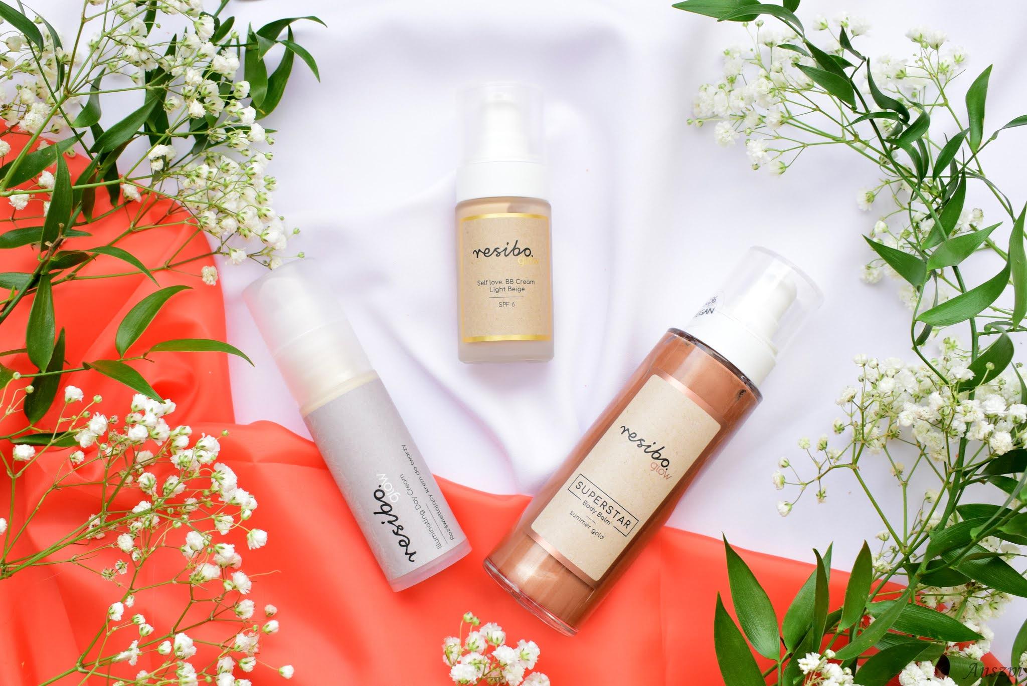 Świetne trio naturalnych kosmetyków od Resibo ze sklepu Topestetic.pl