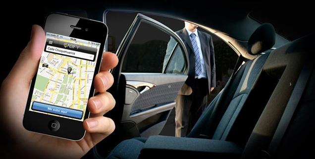 Taxis, aplicaciones