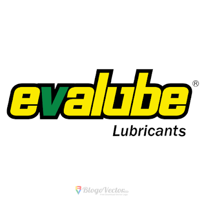 Evalube Lubricants Logo Vector