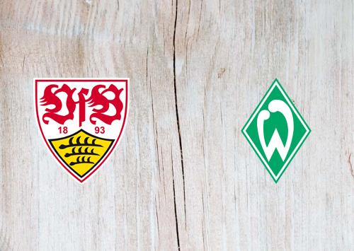 Stuttgart vs Werder Bremen -Highlights 04 April 2021