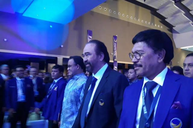 Penjelasan NasDem Undang Anies di Pembukaan Kongres, Bukan Jokowi