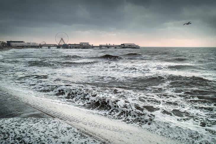 Chromasia - Photography - Pier