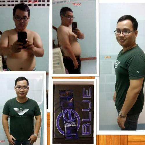 Iblue giảm cân giảm cân hiệu quả cho nam giới