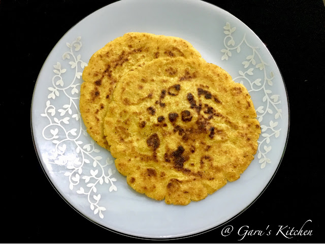 makka paratha recipe | makai paratha recipe | corn flour paratha recipe