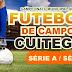"""Confira os jogos do Campeonato Municipal de Cuitegi – 2018, série """"A e B, deste final de semana."""