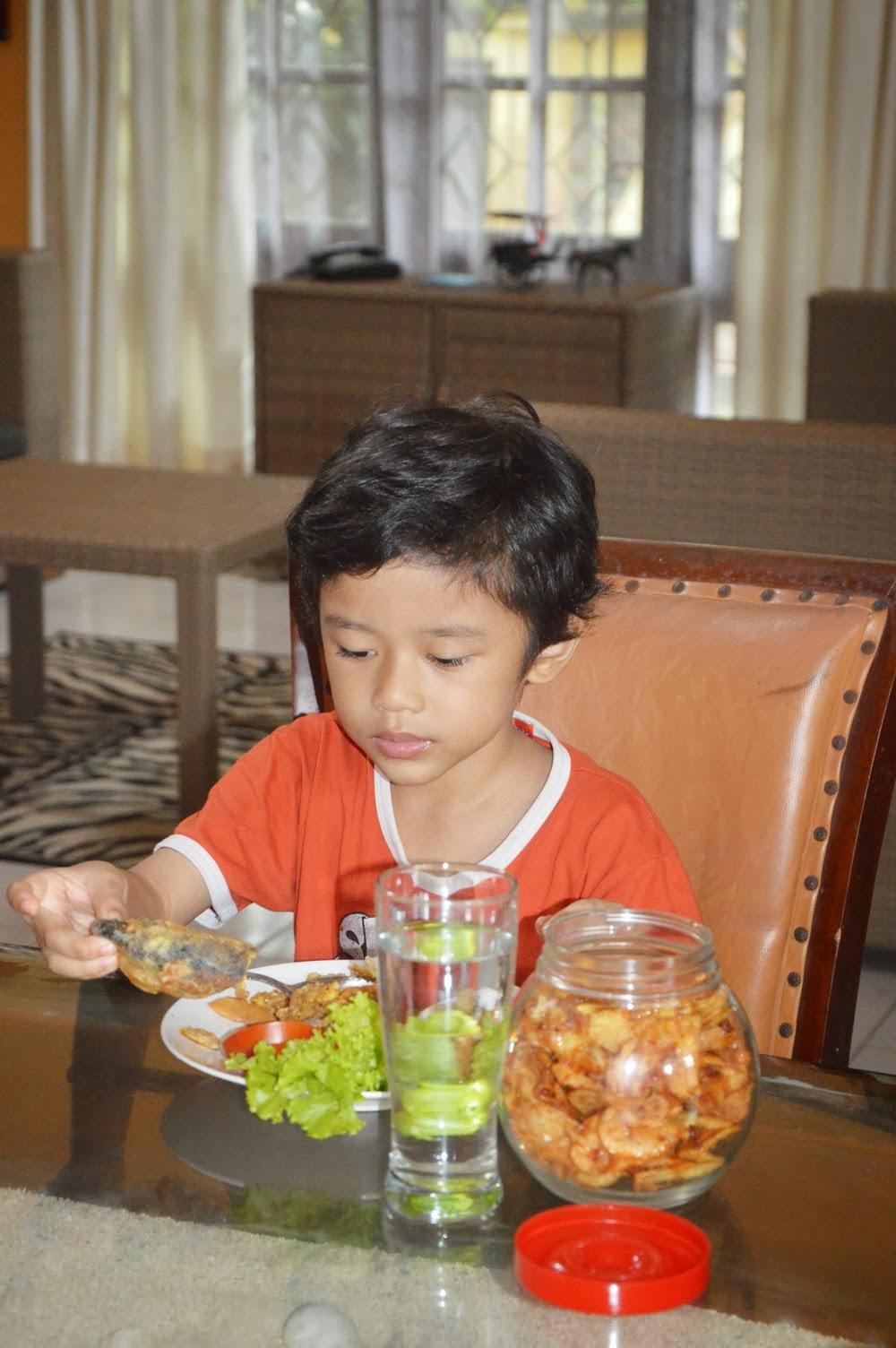 Diah Didis Kitchen Nasi Goreng Bandeng Presto