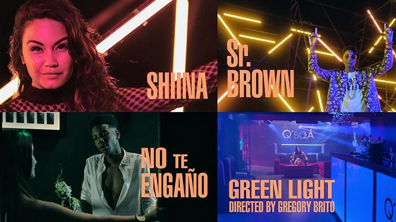 Shiina y Sr. Brown - ¨No te engaño¨ - Videoclip - Dirección: Gregory Brito. Portal Del Vídeo Clip Cubano