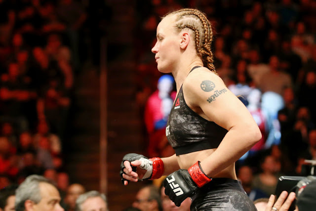 Valentina Shevchenko UFC 247 3