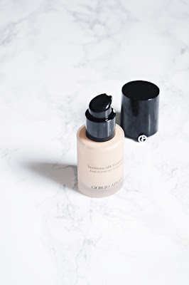 foundation tag, good and bad foundations, armani luminous silk review