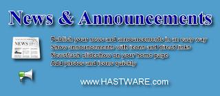 News & Announcements