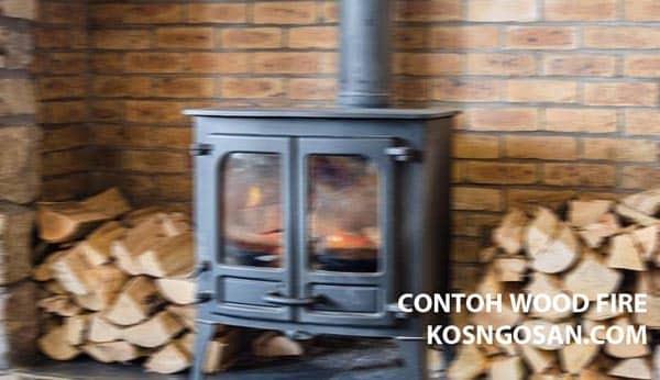 wood fire adalah