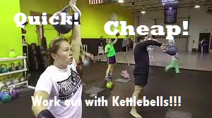 cheap quick kettlebell workouts
