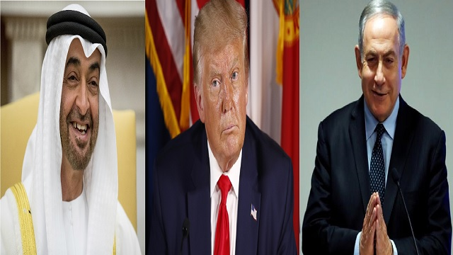 Historical Peace Agreement Between Israel And UAE, Trump Himself Announced  - The USA Times
