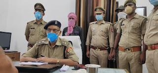 कोंच पुलिस द्वारा पॉक्सो एक्ट में वांछित/फरार एवं 10000 रु0 का इनामिया अभियुक्त गिरफ्तार                                                                                                                                                       संवाददाता, Journalist Anil Prabhakar.                                                                                               www.upviral24.in