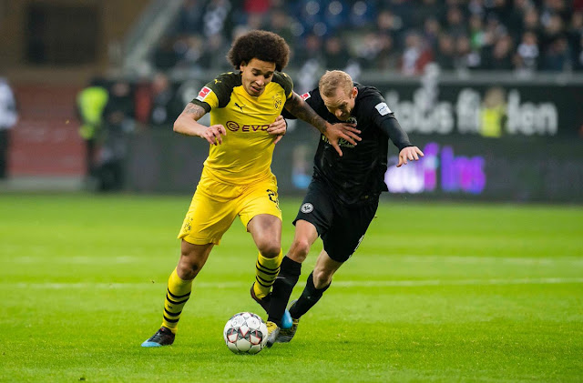 مشاهدة مباراة بوروسيا دورتموند وبادربورن بث مباشر بتاريخ 22-11-2019 الدوري الالماني