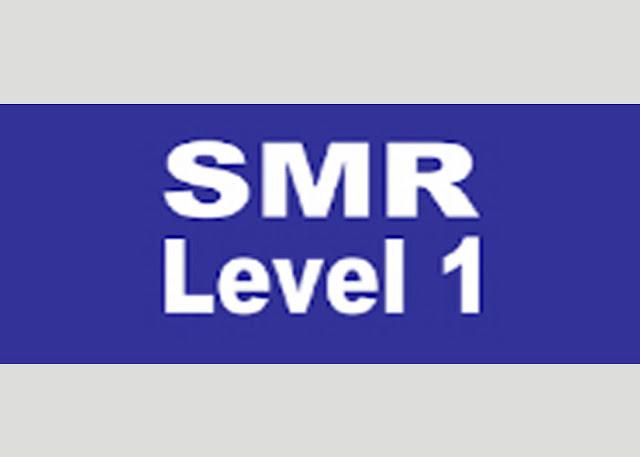 Suka Duka Ujian Kompetensi SMR Level 1