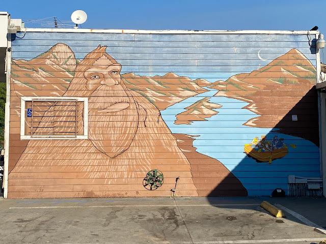 Bigfoot, Willow Creek, CA
