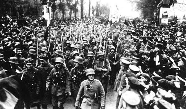 Perang Dunia Pertama Pada Awal Abad 20