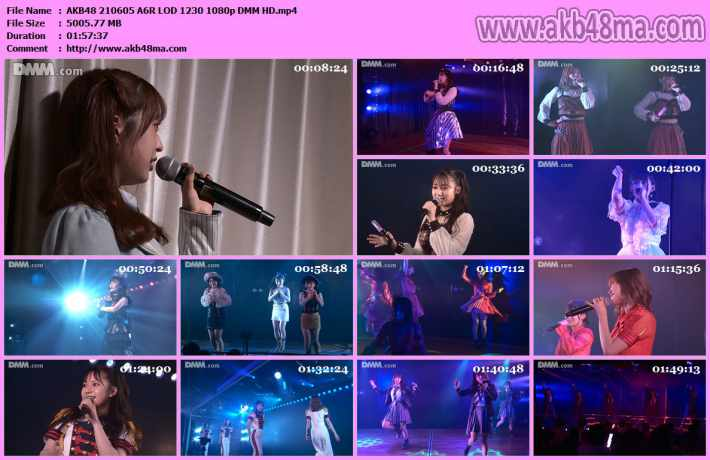 210605 AKB48 岡部チームA