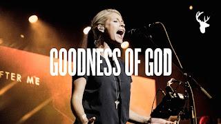 Bethel Music ft. Jenn Johnson - Goodness of God