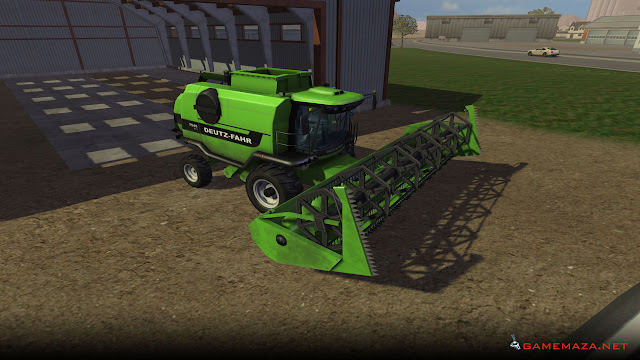 Farming Simulator 2011 Gameplay Screenshot 2