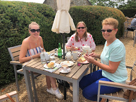 In-laws at Mottistone