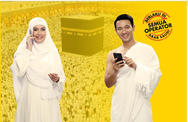 Harga Paket Haji Indosat Ooredoo Mulai Rp 199ribu