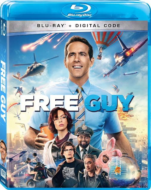 Filme Free Guy: Assumindo o Controle Dual Áudio 2021 – BluRay 1080p / 720p / 4K 2160p