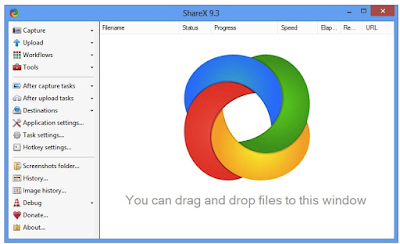 Download ShareX 10.7.0 Offline Installer 2016