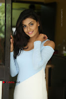 Anisha Ambrose Latest Pos Skirt at Fashion Designer Son of Ladies Tailor Movie Interview .COM 1111.JPG