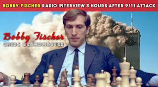 U.S. Chessmaster Bobby Fischer Interview on September 11, 2001