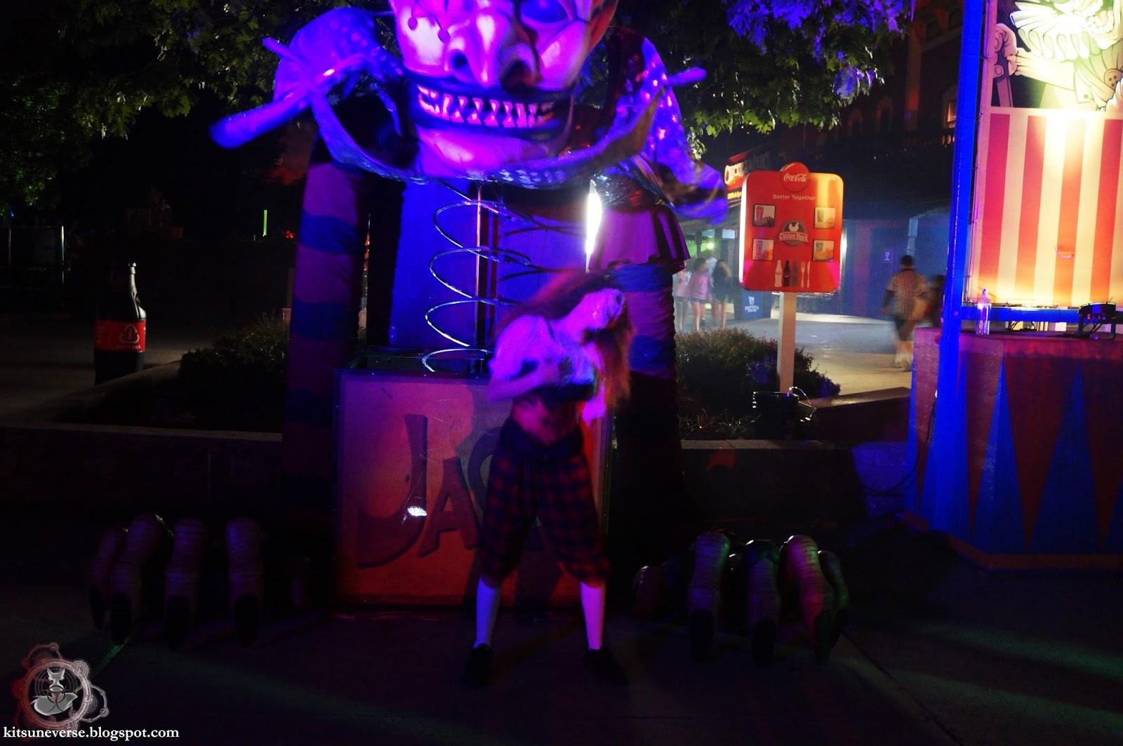 Allentown, Pennsylvania Haunted Attractions: Dorney Park ...
