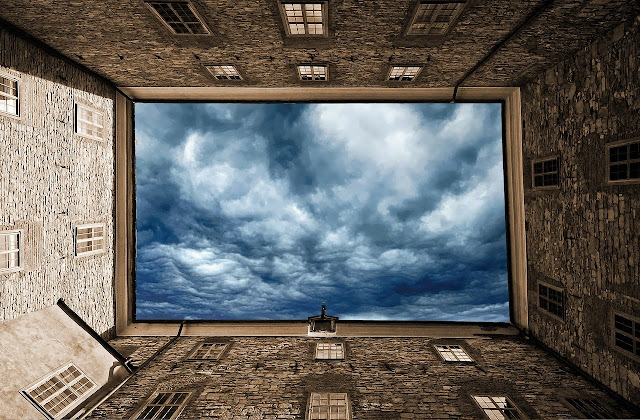 صور برواز السماء