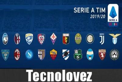 Come guardare tutta la Serie A 2019 – 2020 in diretta streaming