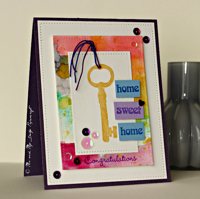 Post#195 - Me And My Daily Papercraft Blog - Handmade Card by PriCreated