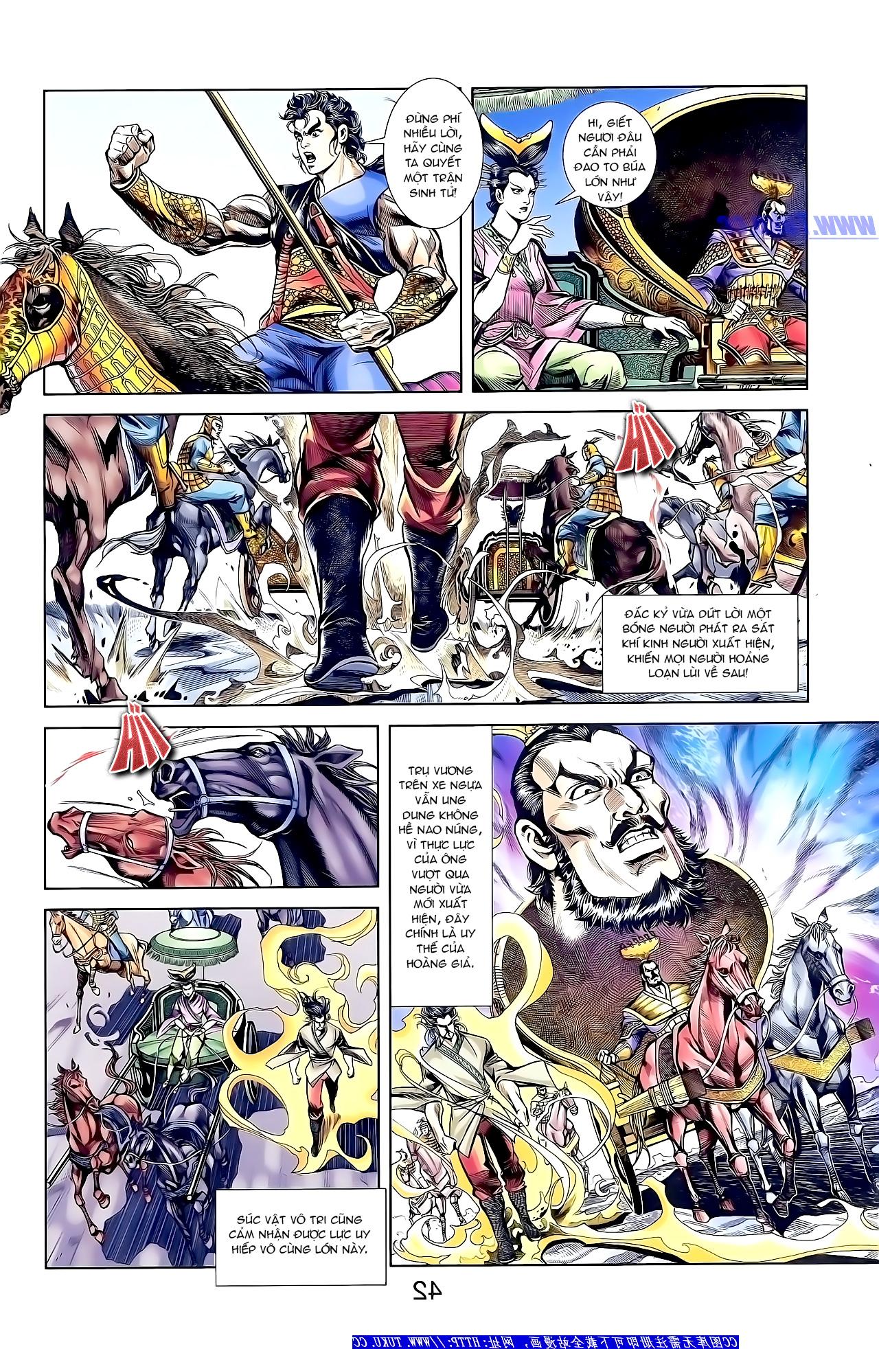 Cơ Phát Khai Chu Bản chapter 157 trang 6