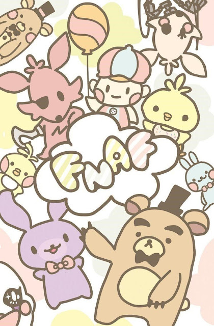 iphone cute fnaf wallpaper