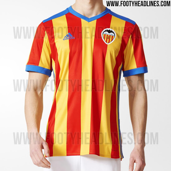 Camiseta senyera Valencia CF