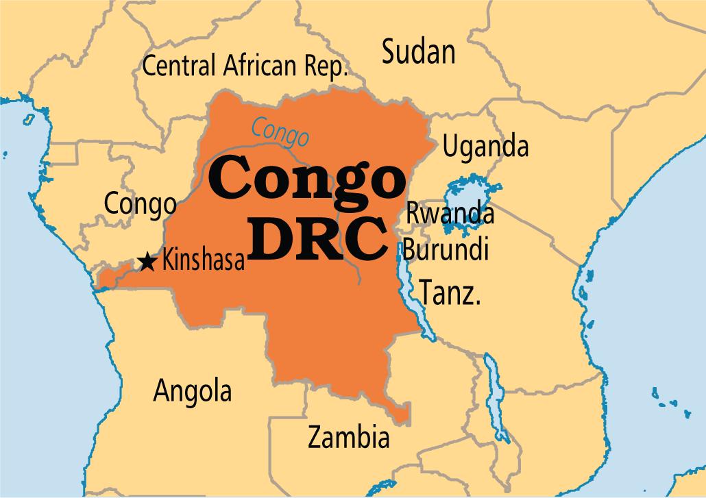 Joyful Journey: Intro to the Congo