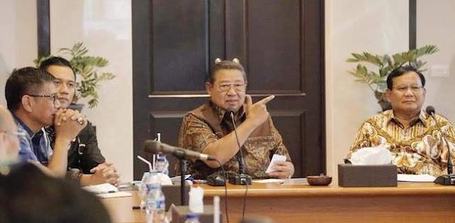 Demokrat: Arah Jari Tangan SBY Sudah Pasti, Jangan Diolah Lagi