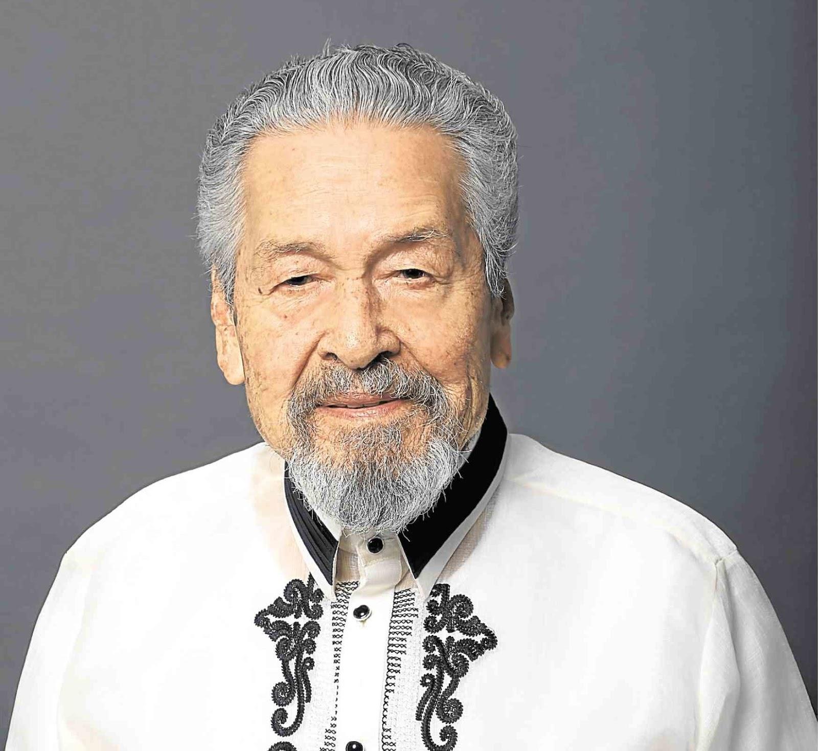 Eddie Garcia passes away at 90