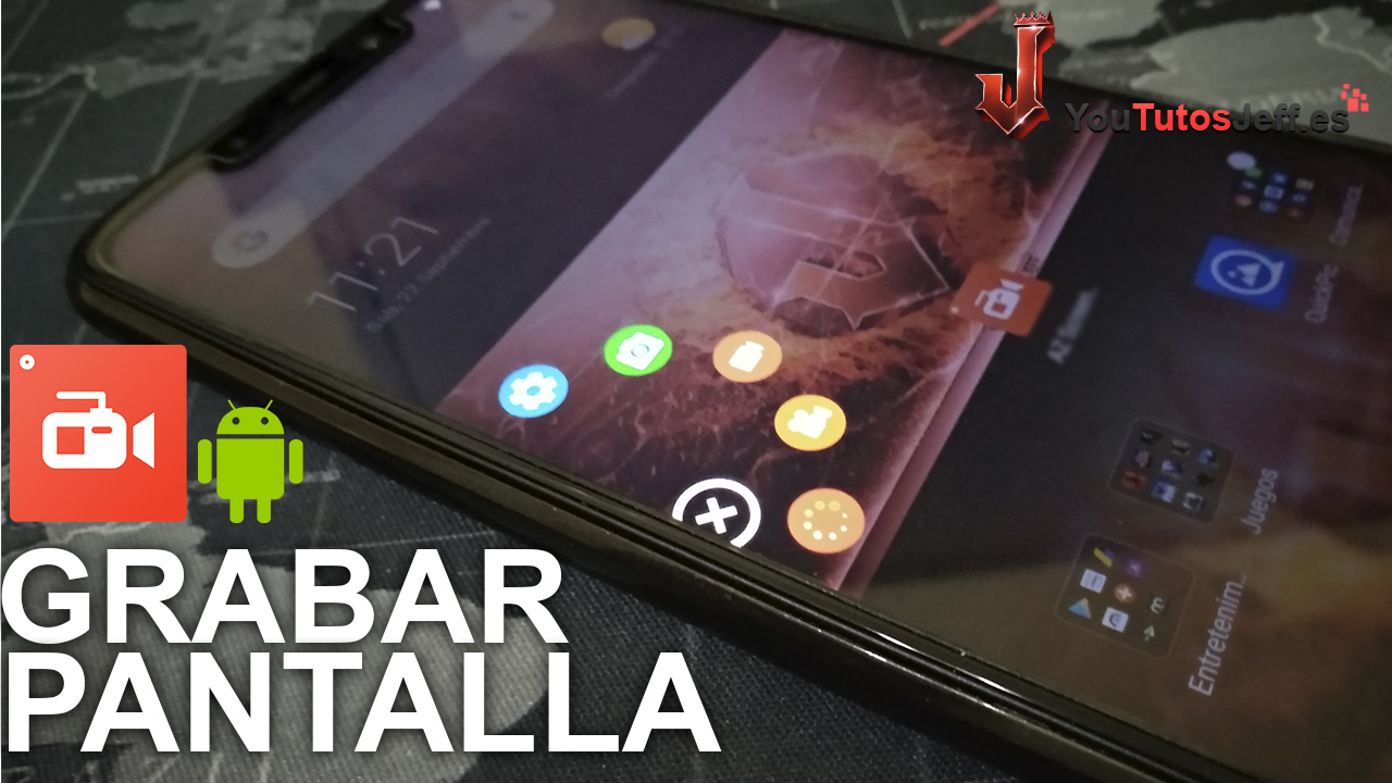 Grabar la Pantalla de Android SIN ROOT - Trucos Android