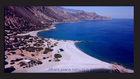 Εικόνες από την πανέμορφη νοτιοδυτική Κρήτη στο νομό Χανίων παρουσιάζει το πρώτο διαφημιστικό – τουριστικό βίντεο από τον Δήμο Καντάνου – Σελίνου.
