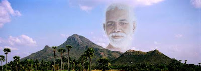 shri ramana maharsi - arunachala hegy