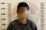 Warga Langnga Pinrang Tawari Polisi Lima Bal Sabu