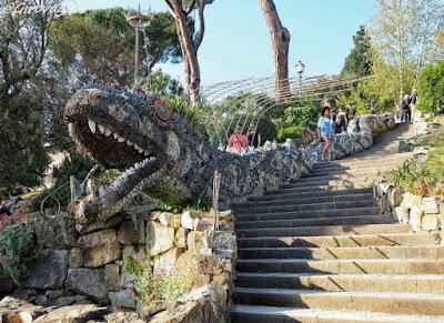 orti parnaso giardino dragone firenze